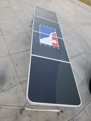 Portable Beer Pong Table for Sale in Fontana, CA