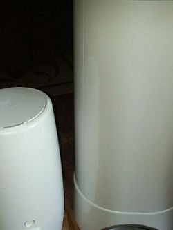 2 Diaper Pails-1 Tall Munchkin, 1 Small Diaper Genie for Sale in Happy Valley,  OR