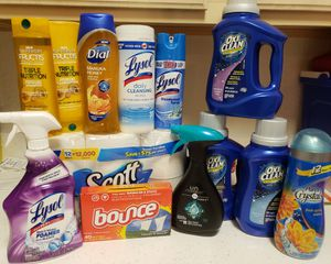 Oxi clean bundle for Sale in Gaithersburg, MD