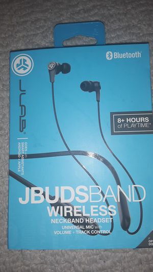 Jbudsband Wireless Neckband Headset for Sale in Kissimmee, FL