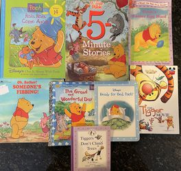 Winnie The Pooh Book Lot for Sale in Kent,  WA
