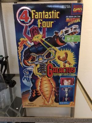 "Toy Biz Fantastic Four Series Galactus 14"" figure 1995 for Sale in Bremerton, WA"