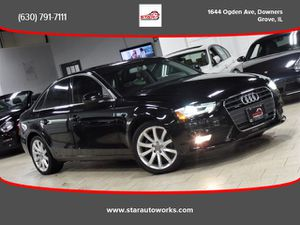 2013 Audi A4 for Sale in Downers Grove, IL