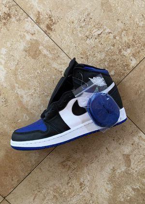 Jordan 1 retro royal toes for Sale in Lanham, MD