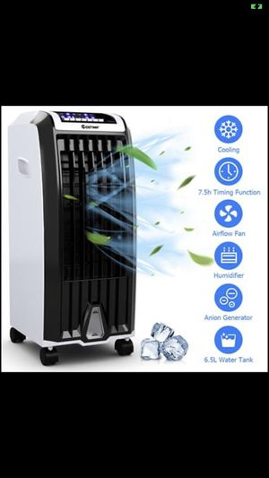 🔥Brand New🔥 Portable Air Conditioner Cooler Fan Anion Humidify W/ Remote Control for Sale in San Diego, CA