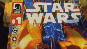 Dark horse comics issue number one Star wars for Sale in Chandler, TX