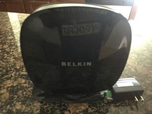 Belkin router/free for Sale in Hickory Creek, TX