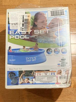 10ft X 30in Easy Set Pool for Sale in Burke, VA
