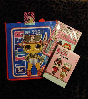 LOL surprise valentine bundle for Sale in Duvall, WA