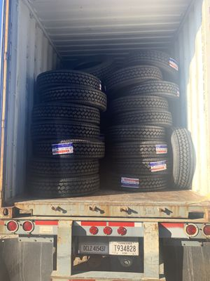 New trucks tires, 11R22.5 and 295/75R22.5, good price , $245 per tire, thanks for Sale in Louisville, KY