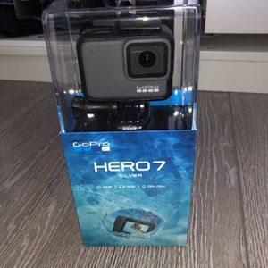 GoPro Hero 7 Silver Action Camera Brand New In Box! ✅ for Sale in Rolesville, NC
