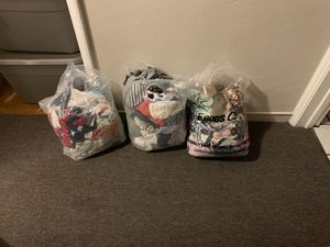 Baby clothes girls and boys size newborn 0-3 6-12 12-18 and 3-6 for Sale in San Leandro, CA