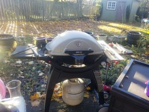 BBQ Grill Weber for Sale in San Antonio, TX