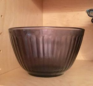 Purple Pyrex 3 cup bowl for Sale in Mechanicsville, VA