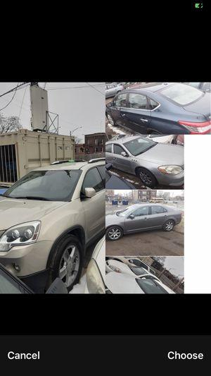 Dodge Journey, impala, nitro, G6,BMWx5 etc for Sale in Chicago, IL
