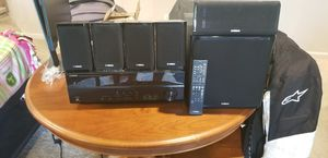 Yamaha RX-V373 5.1 Home Theater System for Sale in Frederick, MD