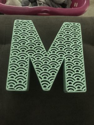 Letter M Home Decor for Sale in Whittier, CA