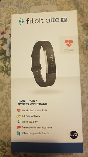 Fitbit Alta HR Heartrate Tracker for Sale in Saint Charles, MO