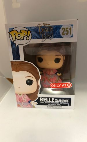 Pop! Disney's Beauty and the Beast. #251. Belle( Garderobe ) for Sale in Valrico, FL