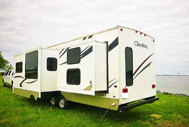 🔔Urgent Sale $10OO_Clean Tittle_2008 Forest River Cherokee 🔔 for Sale in Dallas,  TX