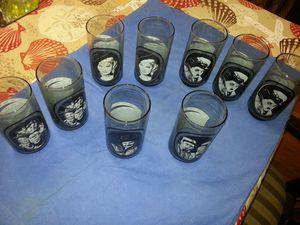 Arby collectable glasses 1979 for Sale in Pittsburgh, PA