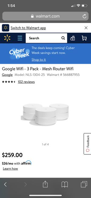 google WiFi router for Sale in South Gate, CA