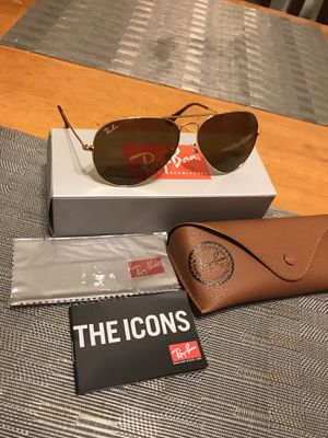 Brand new Ray Ban Aviators Genuine for Sale in San Diego, CA