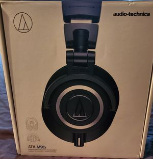 Audio-Technica ATH-M50x for Sale in San Diego, CA