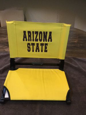 ASU Stadium Chair for Sale in Chandler, AZ
