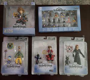 Kingdom Hearts Bundle Items - Seeking best offer for Sale in Atlanta, GA