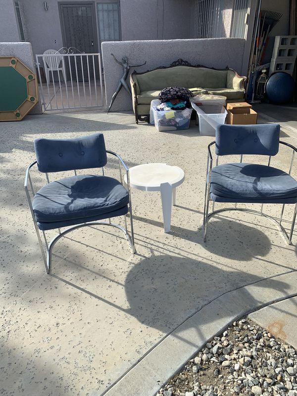 Classic mid century modern chairs