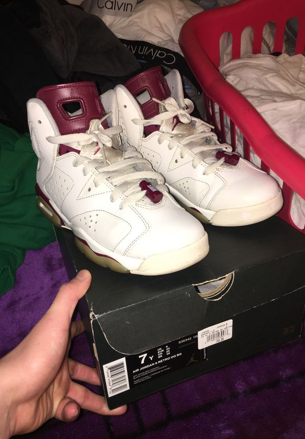 b7fba8131a7 Maroon 6s Size 7 for Sale in Stockton, CA - OfferUp