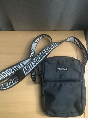 ASSC shoulder bag Black for Sale in Woodbridge, VA