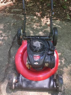 Yard Machine Push Lawn Mower for Sale in Lilburn, GA