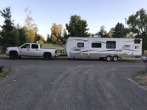 2008 wilderness travel trailer 32' for Sale in Brush Prairie, WA