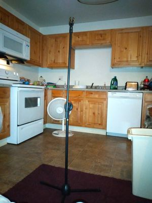 Microphone stand for Sale in Sacramento, CA