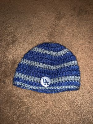 LA DODGERS knit beanie (newborn) for Sale in Rosemead, CA