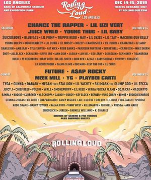2 day GA pass to rolling loud LA for Sale in Los Angeles, CA