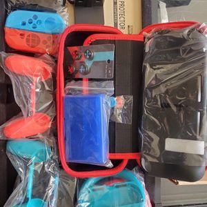 15 Piece Nintendo Switch Accessory Kit for Sale in Richmond, VA