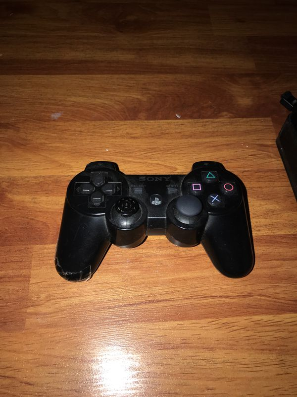 PS3 Controller, 1 Motion Sensor and Charger dock