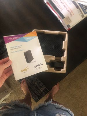N300 WiFi Router (brand new) for Sale in Maitland, FL