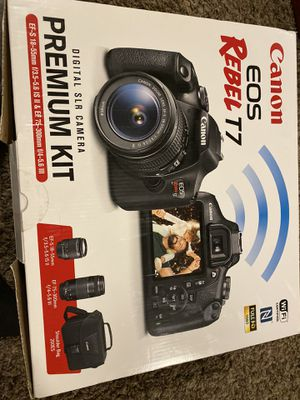 Digital slr camera for Sale in Shaker Heights, OH