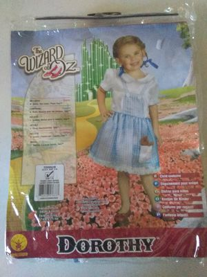 New DOROTHY COSTUME 2-4 for Sale in Tampa, FL