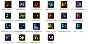 Adobe creative suite for Sale in Lynwood, CA