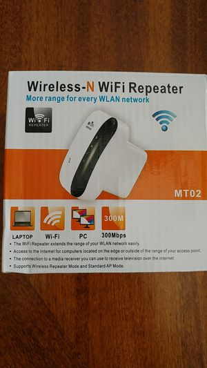 Wireless-N WiFi Repeater for Sale in Lakeside, AZ