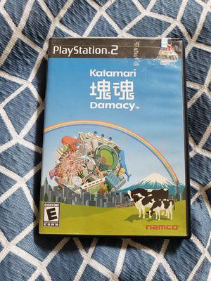 Katamari Damacy PS2 Video Game Disk for Sale in Fairfax, VA