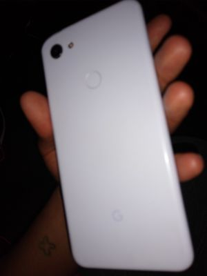 Google pixel white phone unlocked for all carriers for Sale in Phoenix, AZ