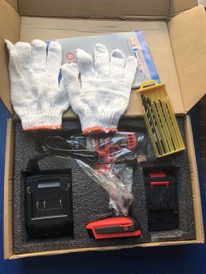 Cordless drill set for Sale in Lexington, KY
