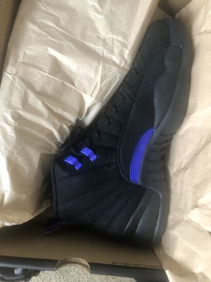 JORDAN 12 DARK CONCORD SIZE 9 for Sale in Hillcrest Heights, MD