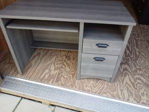 Grey desk for Sale in Lebanon, TN